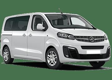 Opel Zafira-e